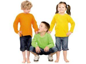 Kiddies T-Shirts