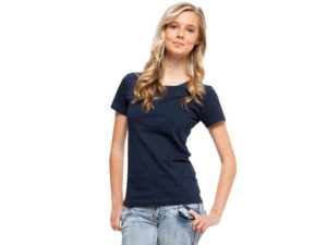 160g Ladies Fitted T-shirt