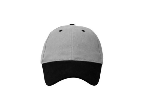 6 Panel Two Tone Heavy Brushed Cotton