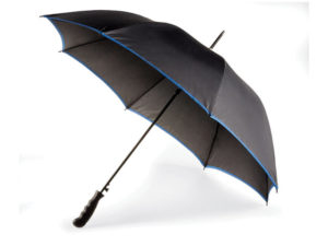 8 Panel Contrasting Edge Umbrella