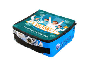 Alfresco Sublimated Lunch Cooler