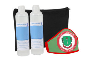 Boomer Sanitisers And Mask 250Ml Set