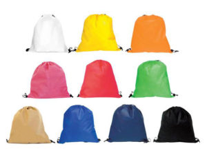 Colour Brite Drawstring Bag