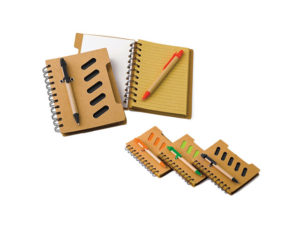 Eco Notebook & Pen