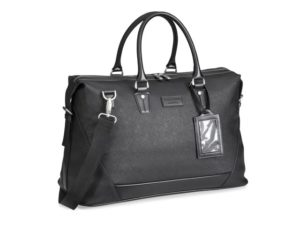 Gary Player Simulated Leather Weekend Bag