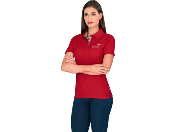 Ladies Hacker Golf Shirt