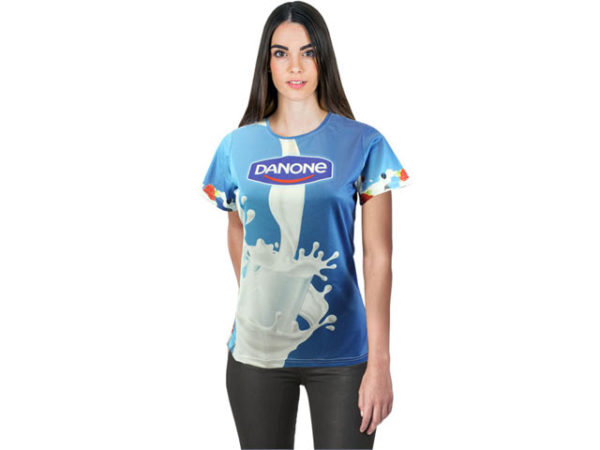 Ladies Lucina Crew Neck T Shirt