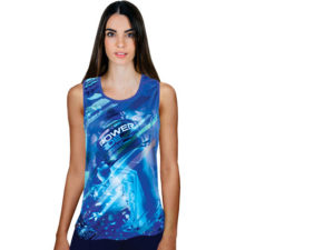Ladies Racerback Moisture Management Sublimation Top