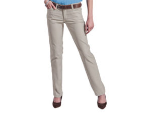 Ladies Stretch Chino Pants