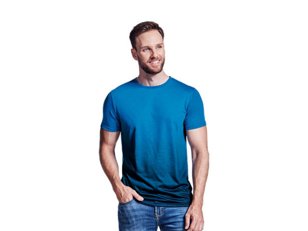 Mens Bailey Crew Neck T-Shirt