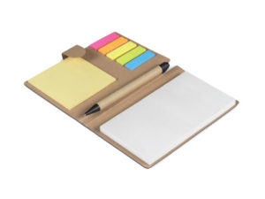 Restrospect Memo Pad And Sticky Flags